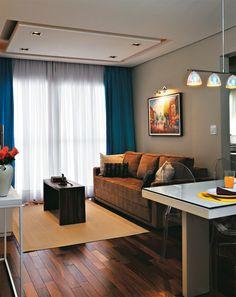 Achados de Decoração blog de decoração, apartamento decorado, pequenos apartamentos, decoração para lugares pequenos
