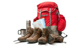Packing for your first long thru hike is a complicated game of Tetris, indeed.
