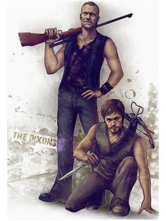 Irmãos Dixon!