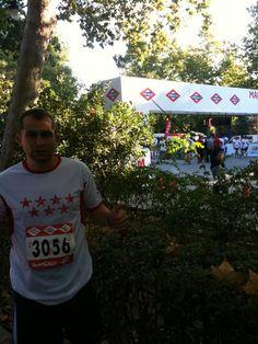 10k Madrid corre por Madrid...  #running