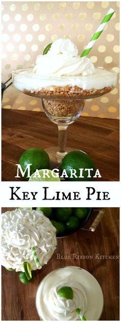 Blue Ribbon Kitchen: Individual Margarita Key Lime Pies: The MOVIE