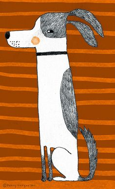 Love this dog by Terry Runyan