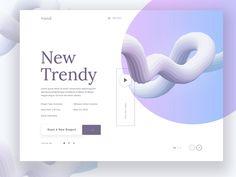 Web UI conceptual Project