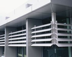 Bracket Fixed Louvres from Vanguard & Louvretec. Brisbane & Sydney