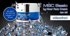 MSC Basic 24 Hour Face Cream jetzt ohne Silikone -  ab 21.04.2016 wieder erhältlich