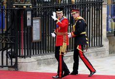 Prince Harry Photos - Duke and Duchess of Cambridge Leave Westminster Abbey - Zimbio