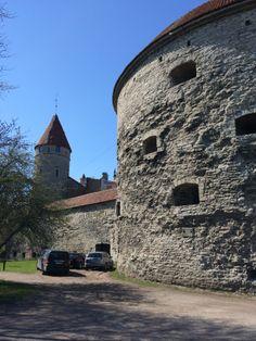 Fat Margaret tower in Tallinn