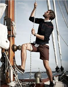 To sail and a sailor;)