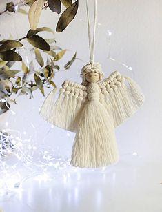 Anjel, Christmas Ornaments, Holiday Decor, Home Decor, Decoration Home, Room Decor, Christmas Jewelry, Christmas Decorations, Home Interior Design