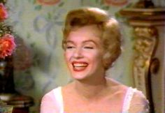 """As Elsie, in ''The Prince and the Showgirl"""" 1957"""