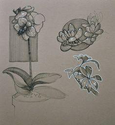 PETER HAN Cartoon Drawings, Drawing Sketches, Art Drawings, Sketching, Paper Drawing, Painting & Drawing, Gcse Art Sketchbook, Toned Paper, Sketch Markers