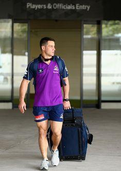Cooper Cronk Photo - Melbourne Storm Depart For Sydney  http://footyboys.com