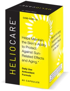 This year protect and preserve your skin with Heliocare. Heliocare is an oral dietary supplement that has natural and powerful antioxidants (PLE) to help skin protect itself from sun-related effects and aging.