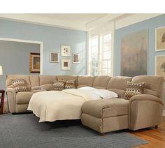 chocolate brown fabric sectional sofa