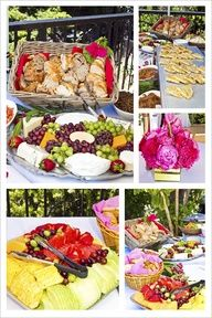 healthy food ideas for birthday parties