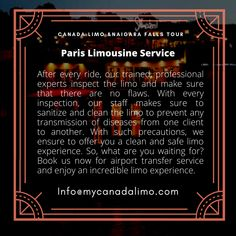Paris Airport, Toronto Airport, Airport Limo Service, Go Online, Business Travel, Canada, Book, Book Illustrations, Books