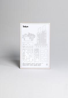 Tokyo Elevations   studio esinam