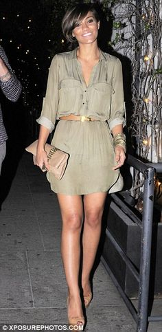 The Saturdays celebrate Una Healy's 31st Birthday
