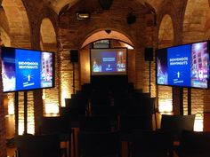 Everything ready for the Carat event at El Palauet! @caratglobal #MWC16 #elpalauetlivingbarcelona #events #barcelona