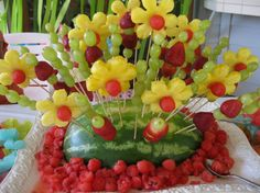 Hawaiian Luau Centerpiece Ideas | Home Party Theme Ideas