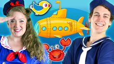 Join us for an adventure under the sea in our Submarine!