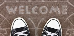 A series of welcome emails is among the best of email marketing best practices. Here are 5 reasons why you should do welcome emails and 11 ways to rock them Soft Grunge, Gothic, Hipster, Punk, Youth Ministry, Ministry Ideas, Spiritual Gifts, Welcome Mats, Chuck Taylor Sneakers