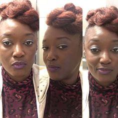Natural Hair Color U Beautiful