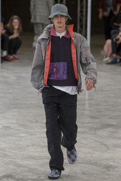 Lanvin, Menswear, Париж