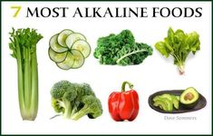 I'm eating more alkaline and I feel so much better