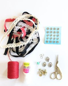 DIY Chokers for Spring/Summer : Six Designs | Wildfire Charm