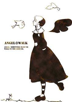 ANGEL+WALK    (C)toosato (Chihiro Ikeda)