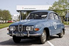 50 years ago today, on November the first car – a Saab 96 – was completed at the Uusikaupunki car plant (Valmet Automotive). The Saab 96 is an automobile. Saab Automobile, Saab Turbo, Saab 9 3, 50 Years Ago, Koenigsegg, Rally Car, Volvo, Finland, The One