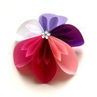 Fleurogami Blüte - Besteln für den Sommer !