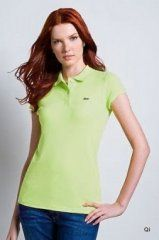274a4641 Brand New Authentic Factory Overrun Lacoste Women's Short Sleeve  Non-stretch Pique Polo Color: Golden Haze Php