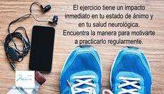 ¡Se puede! (Se los dice alguien a quien NO le gusta hacer ejercicio. 😜) #motivacion #ejercicio #salud #animo #neurologia #bienestar #vida #preguntaleamonica