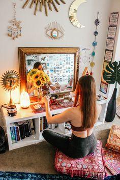 hippie bedroom 782430135249315706 - ideas master for couples elegant Chakra Magic Wall Hanging Decor Source by serdardumahjk
