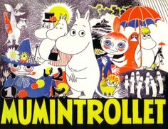 Tove Jansson  The usage of colors