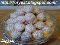 طريقة عمل كعك العيد طريقة عمل كعك وصفة عمل كعك العيد طريقة تحضير كعك العيد خطوات عمل كعك العيد المقادير مقادير الكعك Dessert Recipes Desserts Recipes