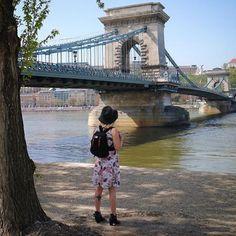 Exploring Budapest 🗺 #budapest #hungary #explore #travel #vagabond #bridge #donau