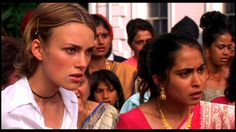 Keira Knightley in Bend It Like Beckham - Picture 52 of 53 Bend It Like Beckham, Film World, Keira Knightley, Girl Crushes, Movies And Tv Shows, My Girl, Love Her, Movie Tv, Celebrities