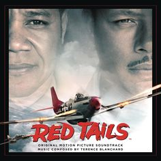 """""""Red Tails"""" movie soundtrack, 2012."""