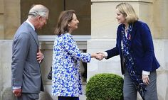 The Prince of Wales with the French environment minister Ségolène Royal and climate change secretary Amber Rudd. France's environment minister Ségolène Royal told a London summit...researchers believe the destruction of forest habitat brought bats, known to carry the virus, into greater contact with humans.