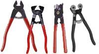 types of mosaic pliers