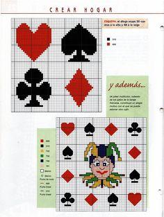 Solo Patrones Punto Cruz (pág. 4732) | Aprender manualidades es facilisimo.com