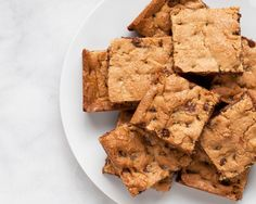 extra chewy chocolate chip cookie bars.