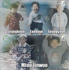 Baby WINNER!!   allkpop Meme Center