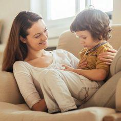 Cómo escuchar para que tus hijos hablen.
