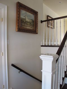 Your entryway is the first part of the home any visitor will encounter.Take a look at this compilation ideas on how to create a flawless first impression. Interior Paint Colors, Paint Colors For Home, Paint Colours, Stairs Colours, Wall Colors, Diy Interior Shutters, Small Entrance, Modern Headboard, Entryway Decor