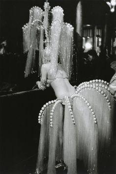 The Follies circa 1920. Photograph by Édouard Boubat  SNOW QUEEN