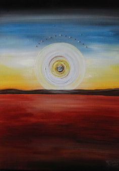 Seed of Faith // Artist: Katie Glantz // #Art #painting #artist =)